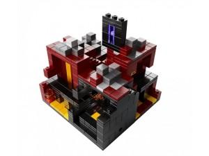 obrázek Lego 21106 Minecraft The Nether