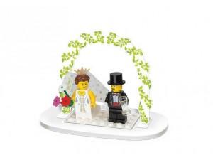 obrázek Lego 853340 Set minifigurek svatba