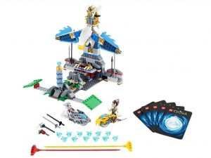 obrázek Lego 70011 Chima Orlí hrad