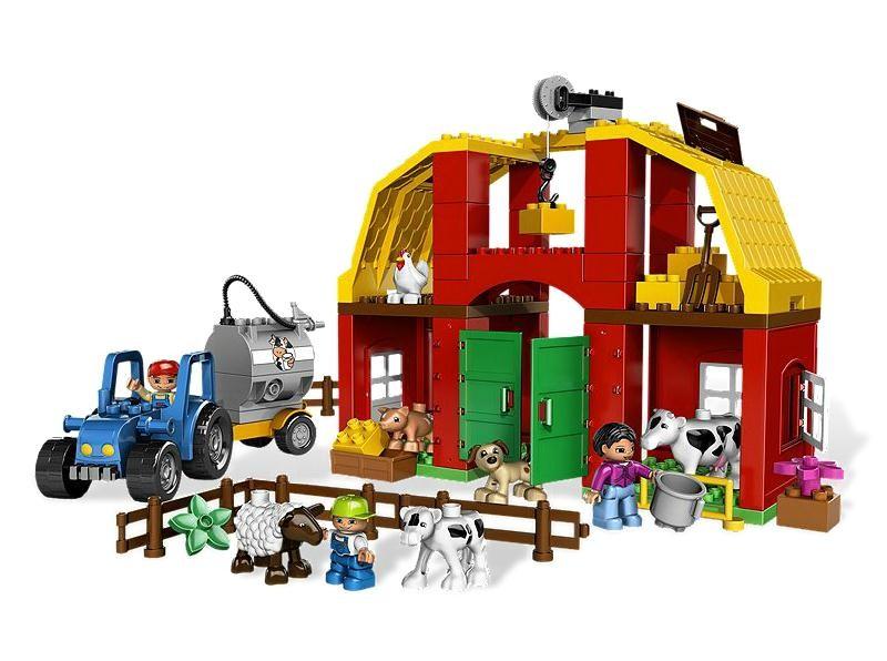 Lego 5649 Duplo Velká farma
