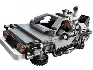 Lego 21103 Cuusoo Stroj času DeLorean