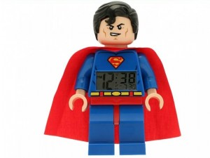 obrázek Lego 5002424 Budík universální Superhrdina Superman