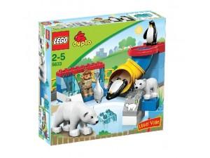 obrázek Lego 5633 Polární ZOO