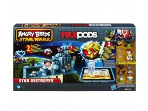 obrázek Angry Birds Telepods Star Destroyer