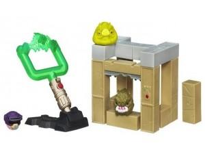 obrázek Angry Birds hra Jabbův palác