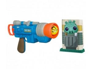 obrázek Angry Birds pistole s pěnovým míčkem