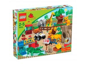 obrázek Lego 5634 Krmení v ZOO