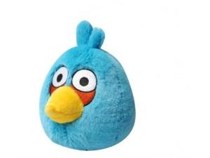 obrázek Angry Birds plyšový pták modrý 13 cm