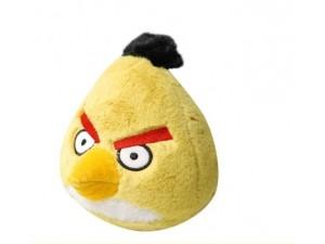 obrázek Angry Birds plyšový pták žlutý 13 cm