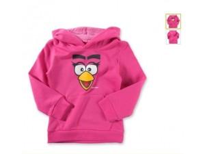 obrázek Angry Birds mikina s kapucí pro holky