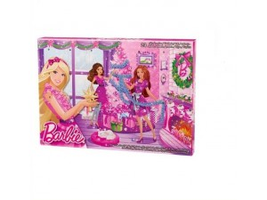 obrázek Barbie Adventní kalendář