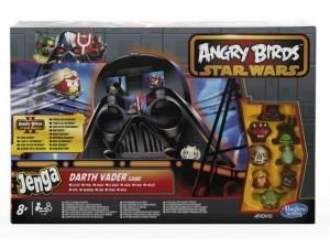 obrázek Společenská hra Angry Birds Jenga darth vader