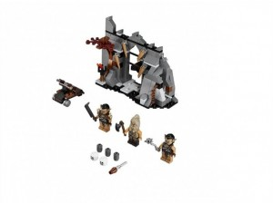 obrázek Lego 79011 Hobbit Přepadení Dol Gulduru