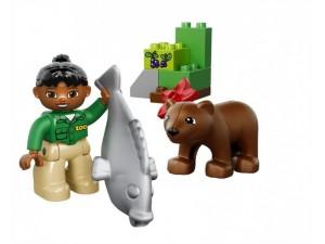 obrázek Lego 10576 Duplo ZOO