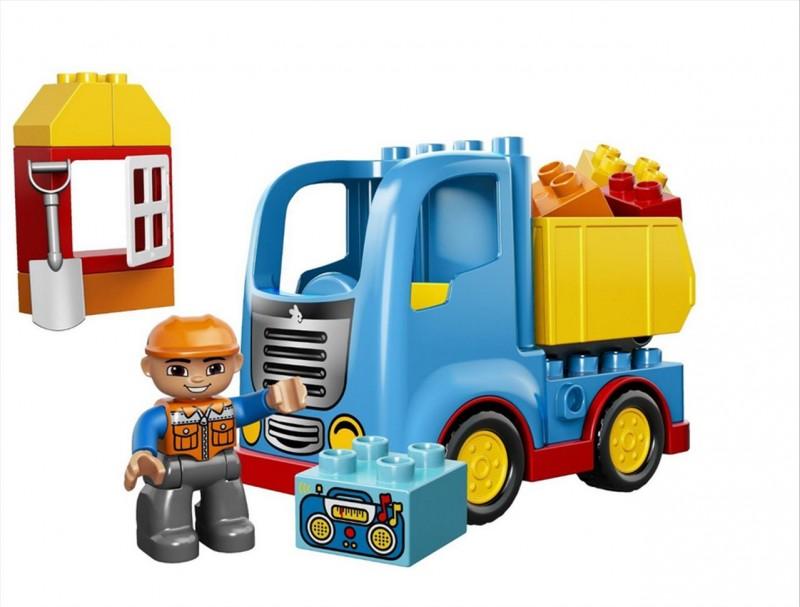 Lego 10529 Duplo Nákladní auto