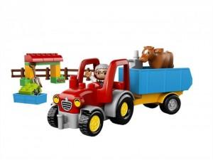 obrázek Lego 10524 Duplo Traktor