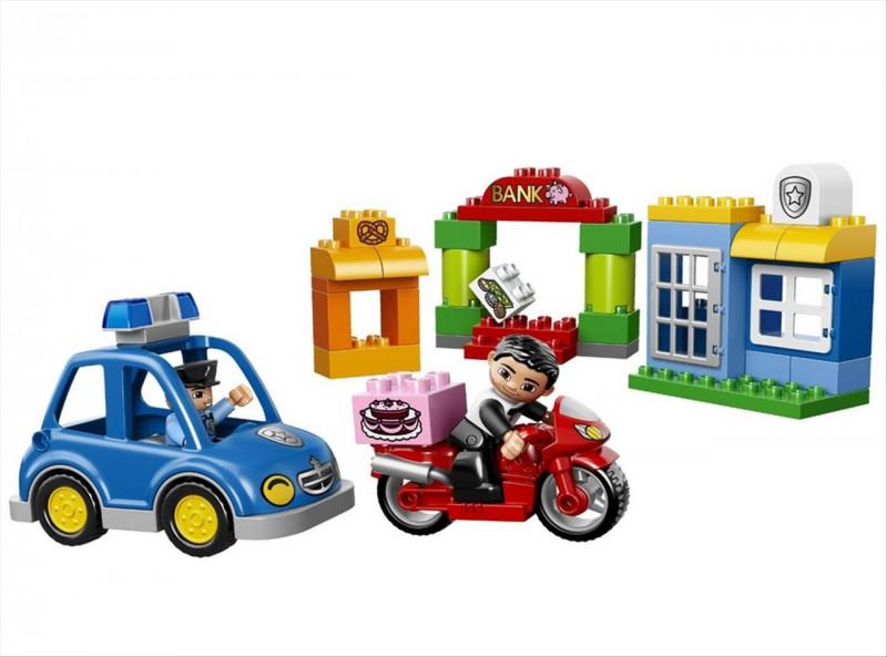 Lego 10532 Duplo Policie