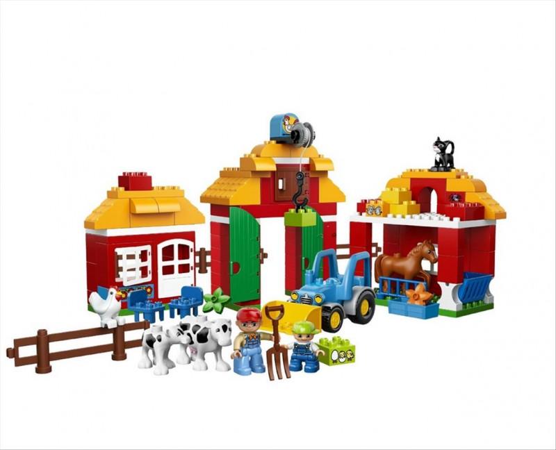 Lego 10525 Duplo Velká farma
