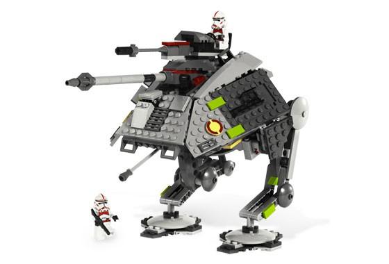 Lego 7671 Star Wars Terénní útočná jednotka
