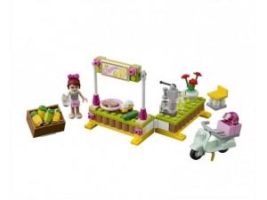 obrázek Lego 41027 Friends Mia a stánek s limonádou