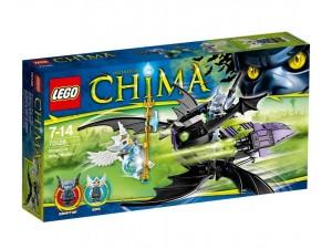 obrázek Lego 70128 Chima Braptorův okřídlený útočník