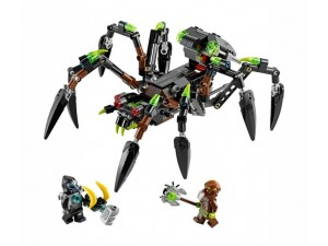 obrázek Lego 70130 Chima Sparratův pavoučí stopař