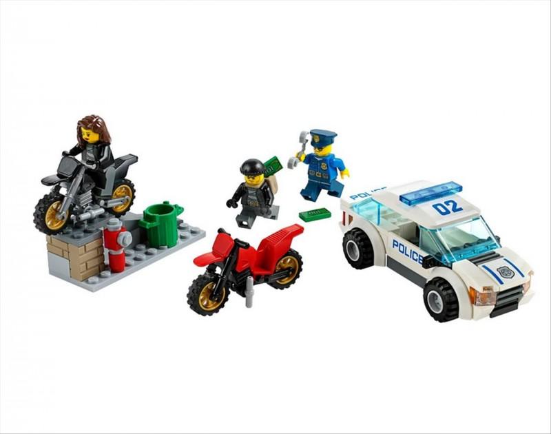 Lego 60042 City Rychlá policejní honička
