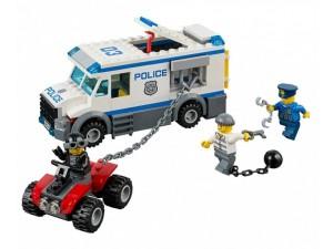 obrázek Lego 60043 City Vězeňský transportér