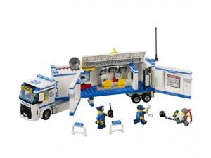 Lego 60044 City Mobilní policejní stanice