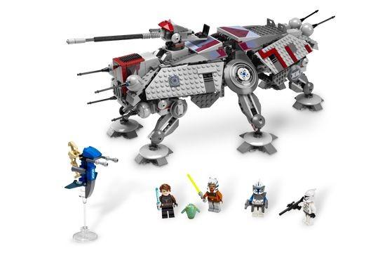 Lego 7675 Star Wars AT-TE Walker