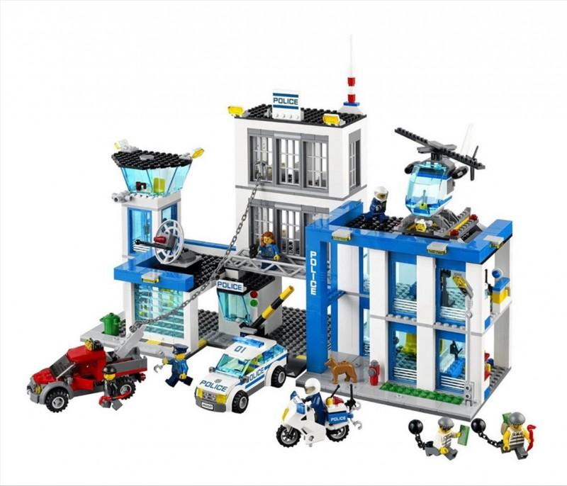 Lego 60047 City Policejní stanice