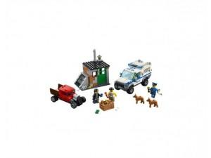Lego 60048 City Jednotka s policejním psem