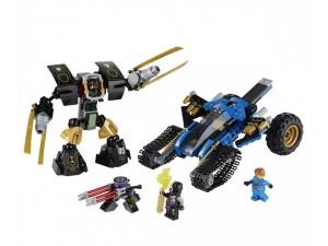 obrázek Lego 70723 JAYŮV PŘEPADOVÝ OFFROAD