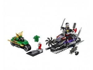 obrázek Lego 70722 OVERBORGŮV ÚTOK