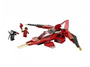 obrázek Lego 70721 KAIOVA STÍHAČKA