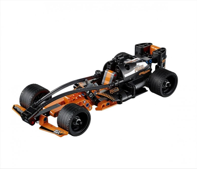 Lego 42026 Technic Černý šampión