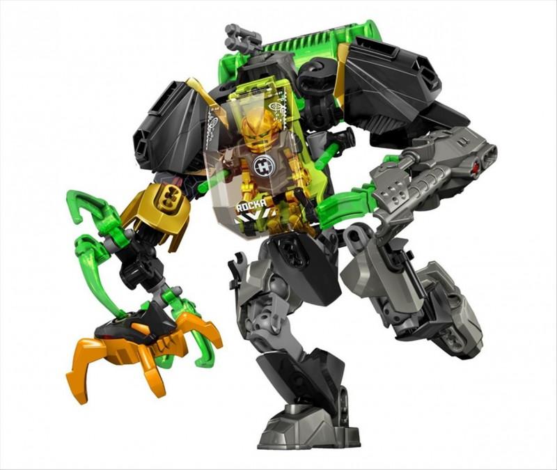 Lego 44019 Hero Factory ROCKŮV TAJNÝ STROJ