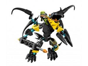obrázek Lego 44020 Hero Factory LÉTAVEC VERSUS BREEZ
