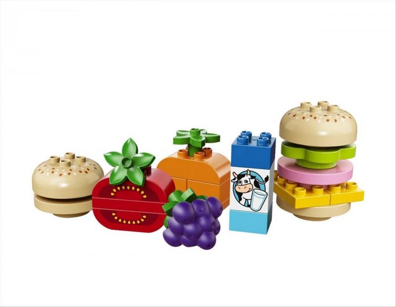 Lego 10566 Duplo Tvořivý piknik