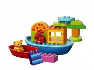 obrázek Lego 10567 Duplo Postav si loďku