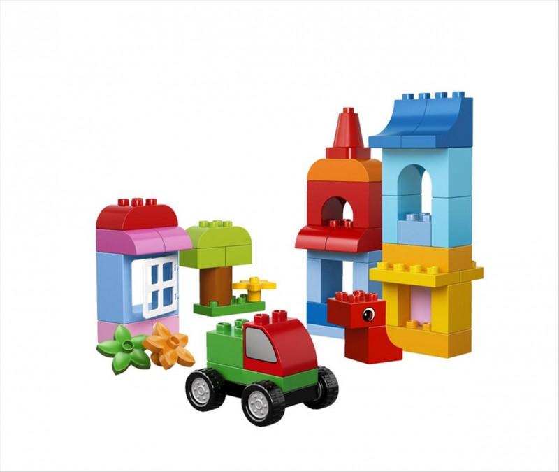 Lego 10575 Duplo Kreativní kostka