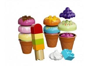 obrázek Lego 10574 Duplo Postav si zmrzlinu