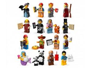 obrázek Lego 71004 Minifigurky The Lego Movie