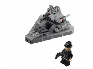 Lego 75033 SW Star Destroyer™ (Hvězdný destruktor)