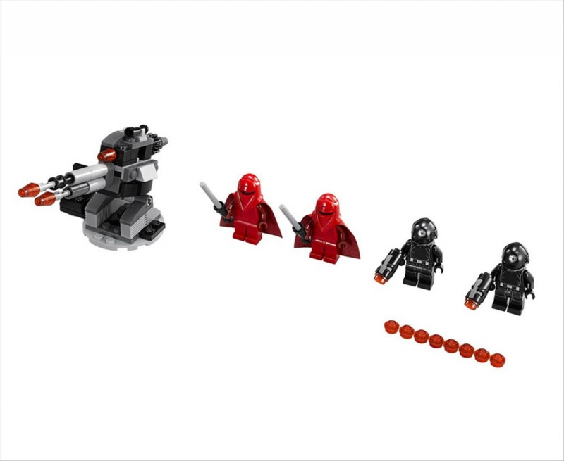 Lego 75034 Death Star™ Troopers (Troopeři hvězdy s