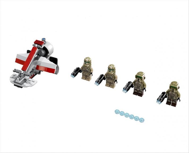 Lego 75035 Star Wars Kashyyyk Troopers™