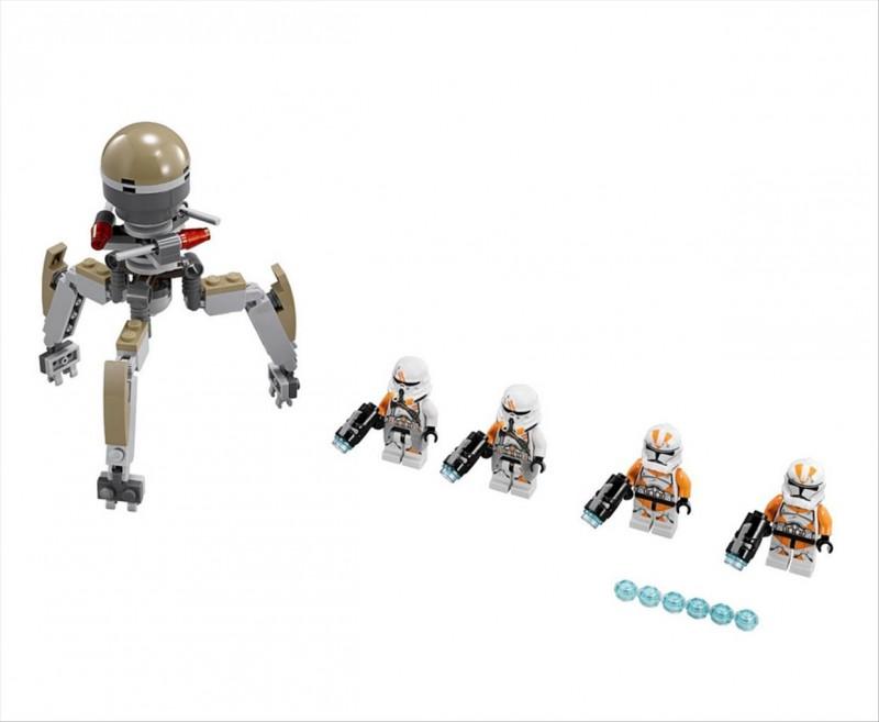Lego 75036 Star Wars Utapau Troopers™