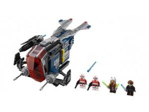 obrázek Lego 75046 Star Wars Policejní bombardér Republiky