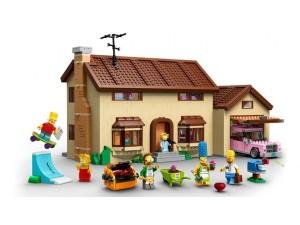 obrázek Lego 71006 The Simpsons House