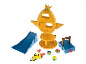 obrázek Angry Birds AB GO! - Sestřelte trofej s autíčky